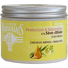 Μάσκα μαλλιών LE PETIT MARSEILLAIS για προστασία και αναδόμηση (300ml)