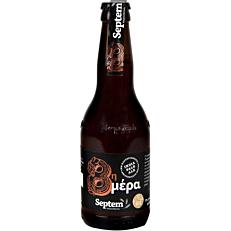 Μπύρα SEPTEM 8η μέρα (330ml)