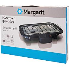Ψηστιέρα MARGARIT ηλεκτρική 38x22cm 2000W