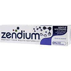 Οδοντόκρεμα ZENDIUM gentle whitening (75ml)