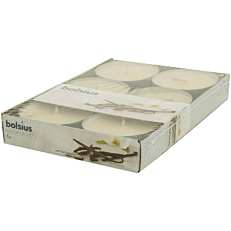 Ρεσώ αρωματικό BOLSIUS Vanilla (6τεμ.)