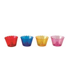 Κηροστάτης πλαστικός (4εμ.)