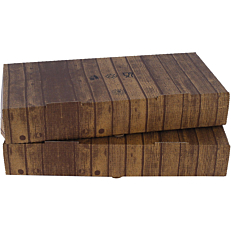 Κουτιά πεϊνιρλί, calzone microwelle 30,5x15,2x5,1cm (100τεμ.)