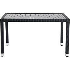Τραπέζι RESORT LINE αλουμινίου 130x90x74