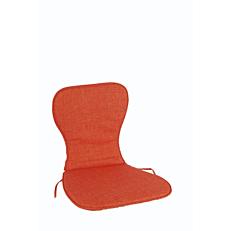 Μαξιλάρι πολυθρόνας πορτοκαλί (2τεμ.)