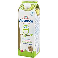 Ρόφημα γάλακτος ΔΕΛΤΑ advance φρέσκο (1lt)