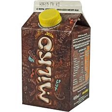 Γάλα MILKO σοκολατούχο (450ml)