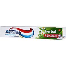 Οδοντόκρεμα AQUAFRESH herbal (75ml)