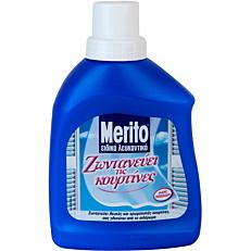 Λευκαντικό MERITO για κουρτίνες χωρίς σιδέρωμα, υγρό (500ml)