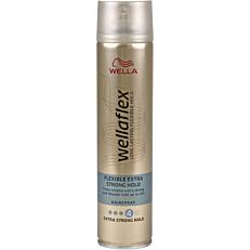 Spray μαλλιών WELLAFLEX δυνατό κράτημα (250ml)