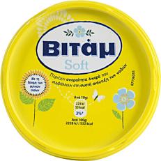 Μαργαρίνη ΒΙΤΑΜ soft 60% (250g)