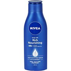 Γαλάκτωμα σώματος NIVEA για πολύ ξηρή επιδερμίδα (250ml)