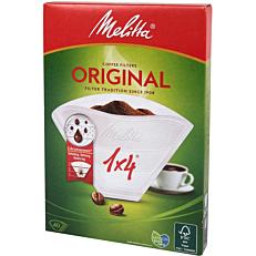 Φίλτρα για καφέ MELITTA 1x4 (40τεμ.)