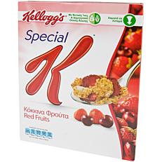 Δημητριακά KELLOGG'S Special K κόκκινα φρούτα (300g)