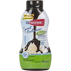 Σιρόπι SWEET AND BALANCE σοκολάτας (350g)