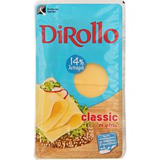Τυρί DIROLLO ημίσκληρο σε φέτες (175g)
