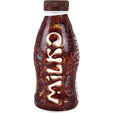 Γάλα MILKO σοκολατούχο υψηλής παστερίωσης (500ml)