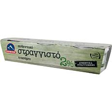 Γιαούρτι ΟΛΥΜΠΟΣ στραγγιστό 2% λιπαρά (3x200g)