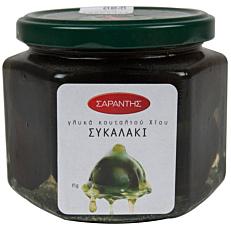 Γλυκό του κουταλιού ΣΑΡΑΝΤΗΣ σύκο (453g)