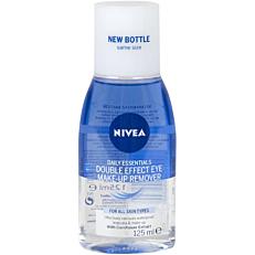Λοσιόν ντεμακιγιάζ ματιών NIVEA daily essentials 2 φάσεων (125ml)