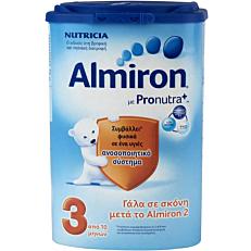 Γάλα σε σκόνη ALMIRON 3 από 10 έως 36 μηνών