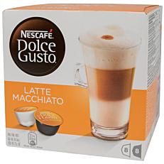 Καφές NESCAFÉ dolce gusto latte macchiato σε κάψουλες (8x194g)