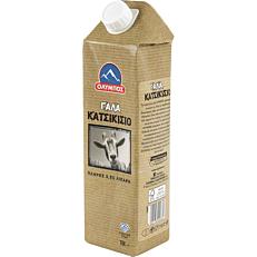 Γάλα ΟΛΥΜΠΟΣ κατσικίσιο 3,5% λιπαρά (1lt)