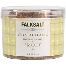 Αλάτι σε μείγμα FALKSALT CRYSTAL FLAKES Smoke (125g)