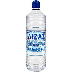 Οινόπνευμα καθαρό ΛΙΖΑΣ 95% (430ml)