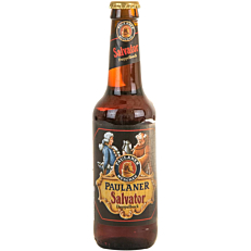 Μπύρα PAULANER Salvator (330ml)