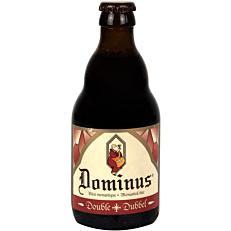 Μπύρα DOMINUS double (330ml)