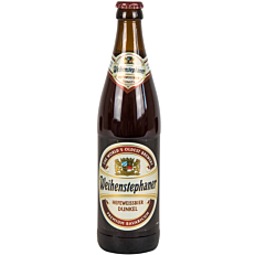 Μπύρα WEIHENSTEPHANER dunkel weiss (500ml)