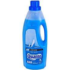 Μαλακτικό ρούχων QUANTO μπλε (2lt)
