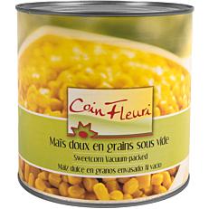 Κονσέρβα COIN FLEURI καλαμπόκι σε κόκκους (1,87kg)