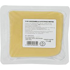 Τυρί ΣΚΛΑΒΕΝΙΤΗΣ mozzarella σε φέτες Αυστρίας (350g)