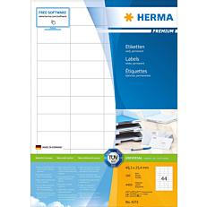 Ετικέτες HERMA 48,3X25,4mm