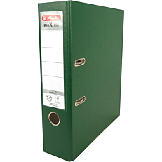 Κλασέρ HERLITZ max file Α4 8cm πράσινο