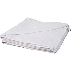 Πετσέτα RESORT LINE σώματος 100% βαμβακερή λευκή 80x150cm