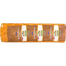 Τυρί ΤΡΙΚΑΛΙΝΟ ημίσκληρο καπνιστό (~3kg)