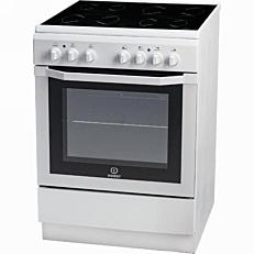 Κουζίνα κεραμική INDESIT υδρόλυσης λευκή