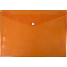 Φάκελος με κουμπί Α4 σε 6 χρώματα