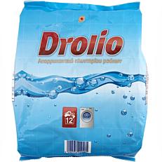 Απορρυπαντικό DROLIO πλυντηρίου ρούχων, σε σκόνη (12μεζ.)
