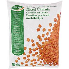 Καρότα ARDO σε κύβους κατεψυγμένα (2,5kg)