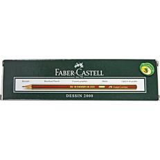 Μολύβι FABER-CASTELL 2000 2=B