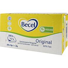 Μαργαρίνη BECEL σε μερίδες (200x10g)