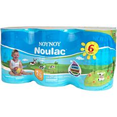 Γάλα ΝΟΥΝΟΥ Noulac 2ης βρεφικής ηλικίας 6+ μηνών