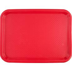 Δίσκος Fast Food κόκκινος 30,5x41,5cm