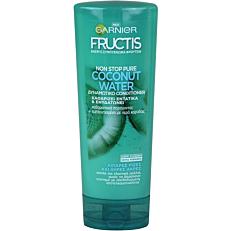 Μαλακτική κρέμα GARNIER FRUCTIS coconut water δυναμωτικό για προστασία και αναδόμηση (250ml)
