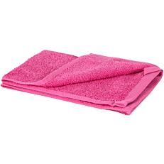 Πετσέτα YASEMI χεριών 100% βαμβακερή φούξια 30x50cm