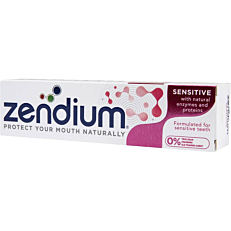 Οδοντόκρεμα ZENDIUM sensitive (75ml)